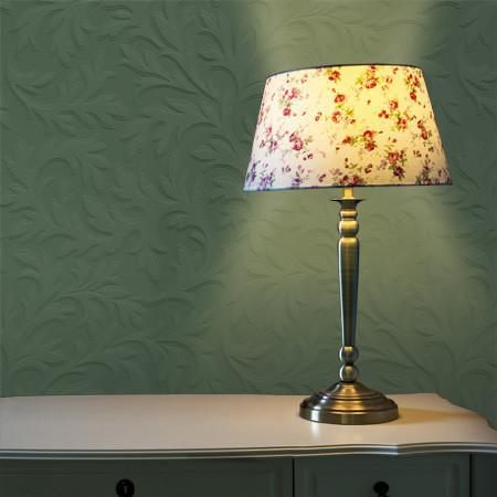anaglypta luxury textured vinyl high leaf