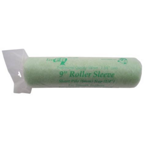 Eco Ezee Roller Sleeve 9'' with 1 3/4'' Short Nap