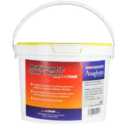 Wallrock Multipurpose PVA Primer & Sealer
