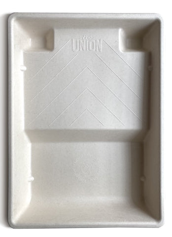 Eco Union Bagasse Eco aint Trays Compostable