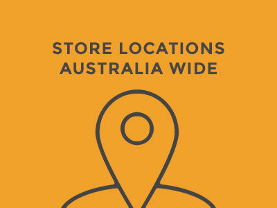 Store Locations Australia Wide