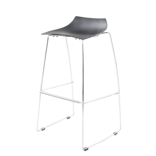 Jacob bar stool black
