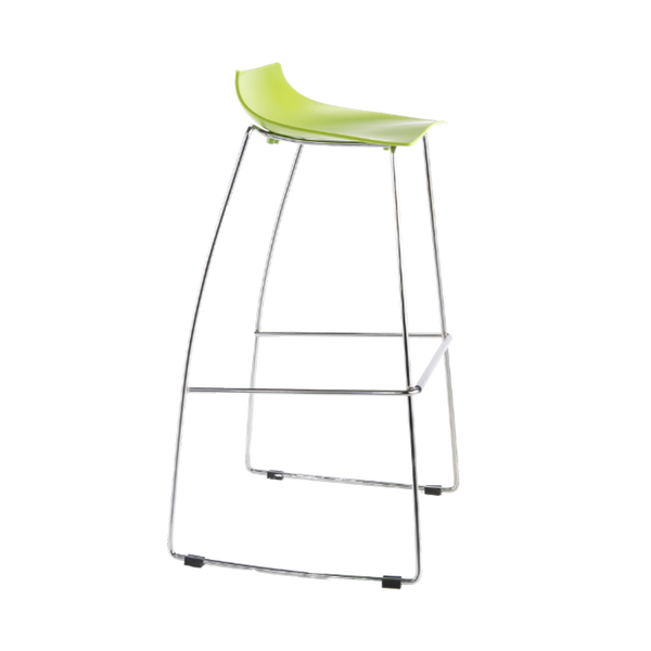 Bar Stool - Jacob  Lime Green