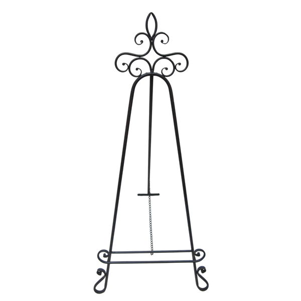Decorative Easel Metal Stand, Display Painting Tripod