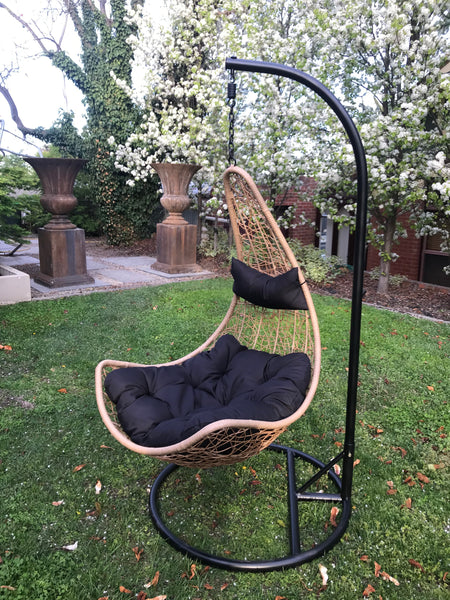 PARIS SWING CHAIR NATURAL