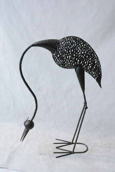 CRANE HEAD DOWN 40X9X64CM
