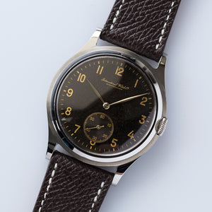 Vintage Watch Overview #2 - IWC Hermet Cal.83