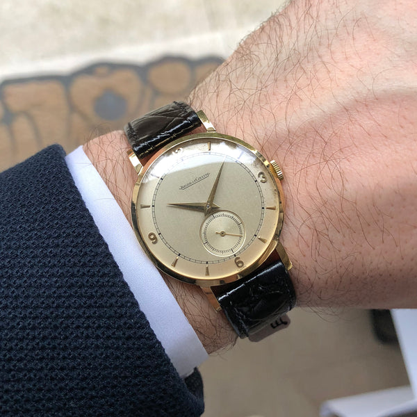 1950 Jaeger-LeCoultre Cal.469 Dresswatch