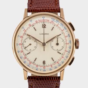 1963 Longines 30CH Fly-Back Chronograph