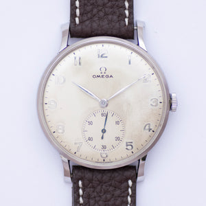 <b>ON HOLD</b> - 1953 Omega Caliber 266 Jumbo