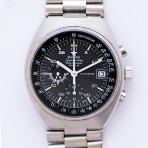 <b>ON HOLD</b> - 1973 Omega Speedmaster Mark IV Unpolished