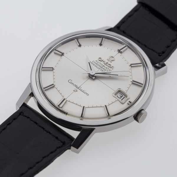1967 Omega Constellation Pie-Pan Dial