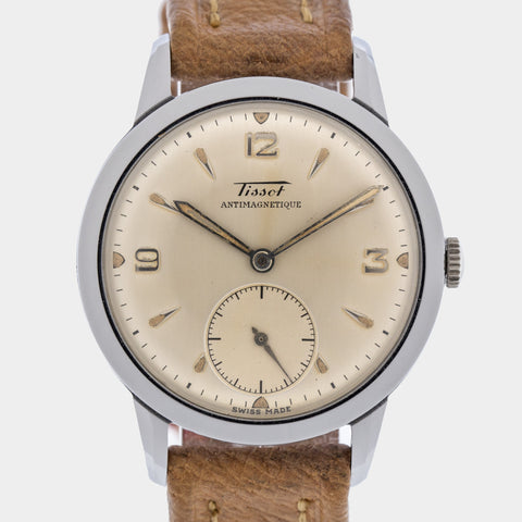 1952 Tissot Anti-Magnetic NOS With Box