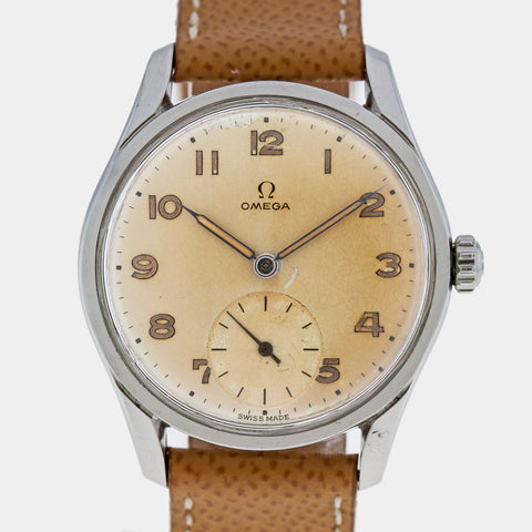 1951 Omega Ref.2639 Gradient Dial
