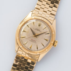 "1953 Rolex Oyster Perpetual Ref.6085 Red ""Officially"" Box & Papers"