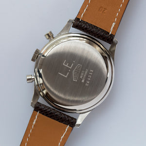 "1953 Angelus Chronograph ""L.E."" for Hungarian Air Forces"