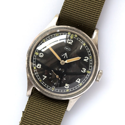 "1944 IWC W.W.W. Mark X ""Dirty Dozen"""