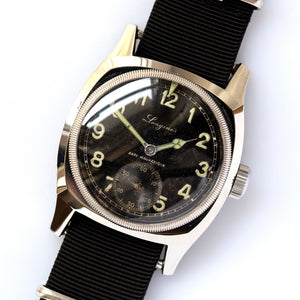 "1945 Longines ""Majetek"" For the Czech Army"