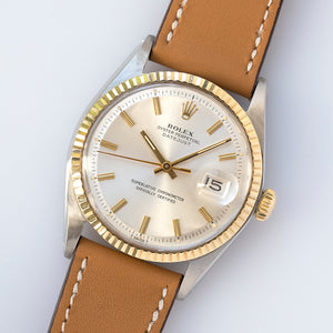1970 Rolex Datejust Ref.1601 Steel & Gold