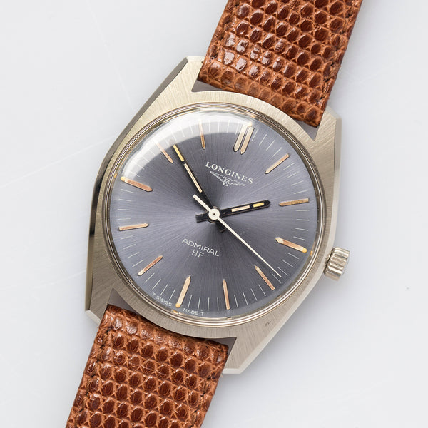 1974 Longines Admiral HF New-Old-Stock