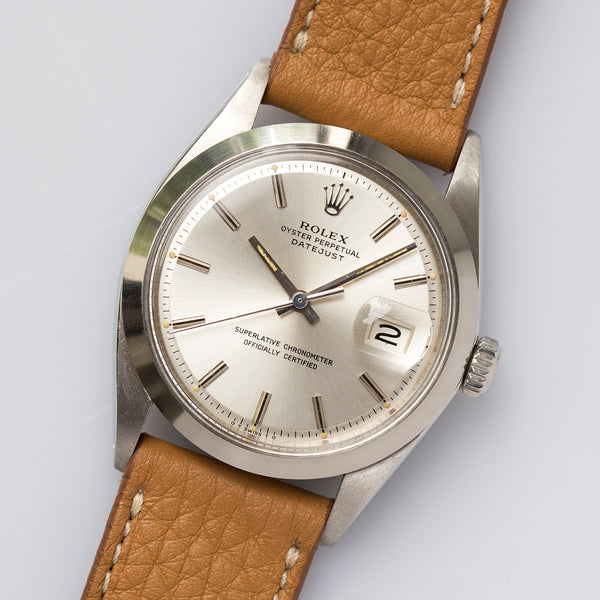 1976 Rolex Oyster Perpetual Datejust Ref.1600
