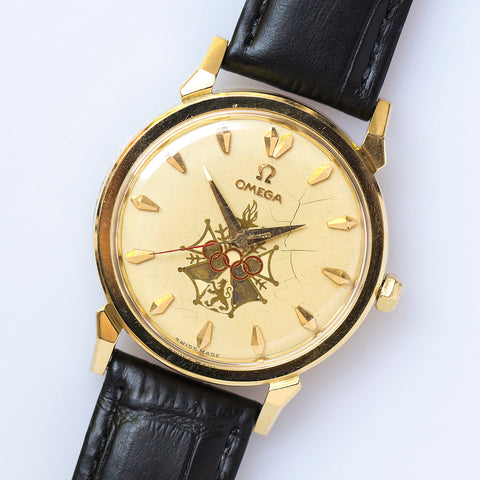 "1956 Omega Semaster Olympic ""Pre-Commercial"""