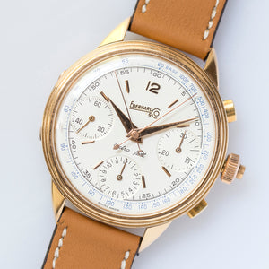 1945 Eberhard Jumbo Split-Seconds Chronograph