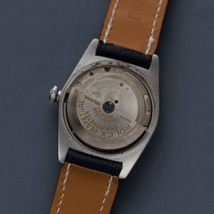 1940 Rolex Oyster Bubbleback Sector Dial