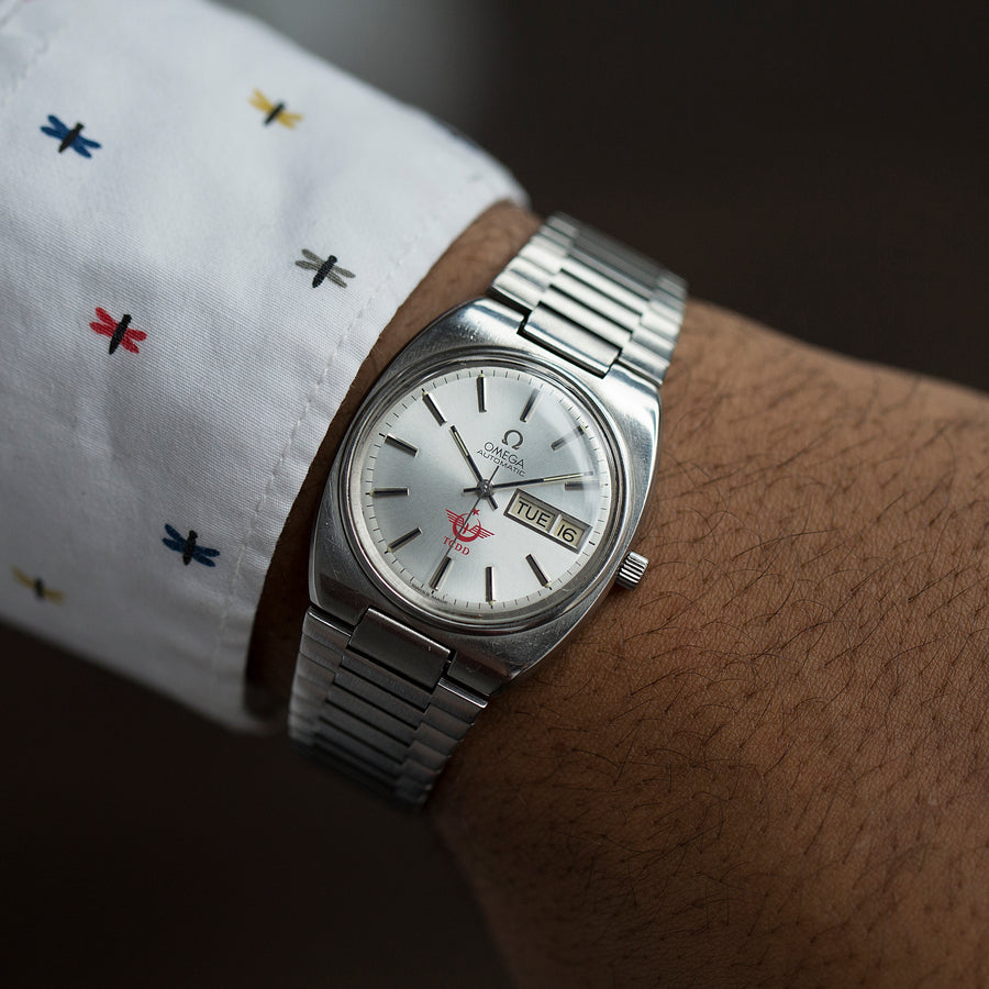 1975 Omega Seamaster for Turkish Railways