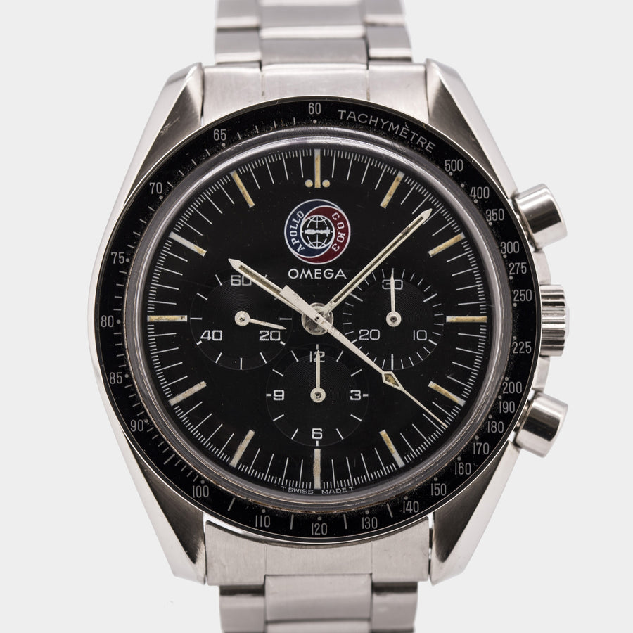 Rare Omega Speedmaster Professional Soyuz-Apollo Limited Edition