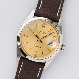 <b>ON HOLD</b> - 1975 Rolex Oysterdate Precision Ref.6694