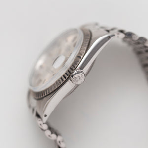 "1968 Rolex Oyster Datejust Ref.1601 ""Wide Boy"""