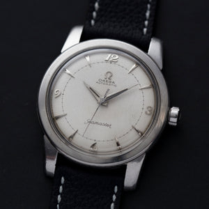 1954 Omega Seamaster Ref.2577-12 Honeycomb Dial