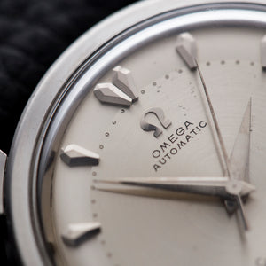 "1958 Omega Seamaster Automatic Ref.2846 ""Coffin Markers"""