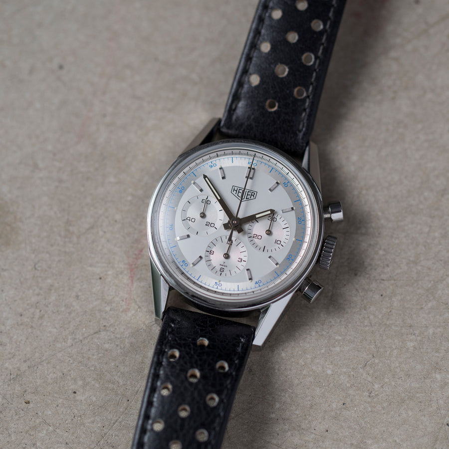 2000 Heuer Carrera 1964 Re-Edition Full Set
