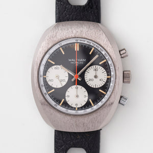 1969 Waltham Chronograph NOS Box & Papers