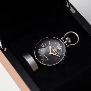 2014 Panerai Radiomir 8 Days Table Clock