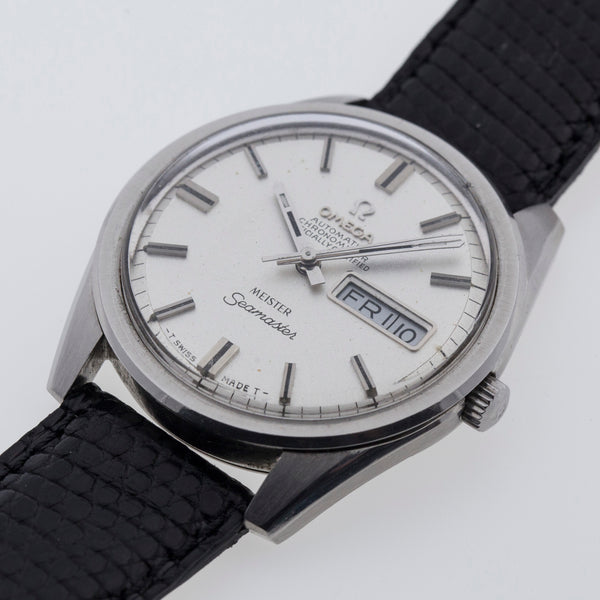1971 Omega Seamaster Chronometer for Meister
