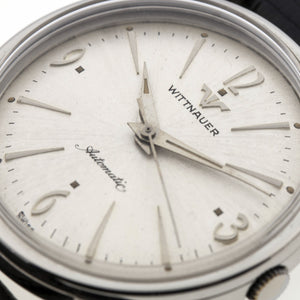 1960 Wittnauer Automatic Brushed Dial