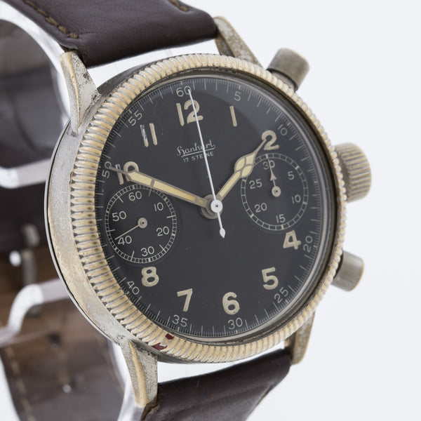 1941 Hanhart Flyback Chrono for Luftwaffe