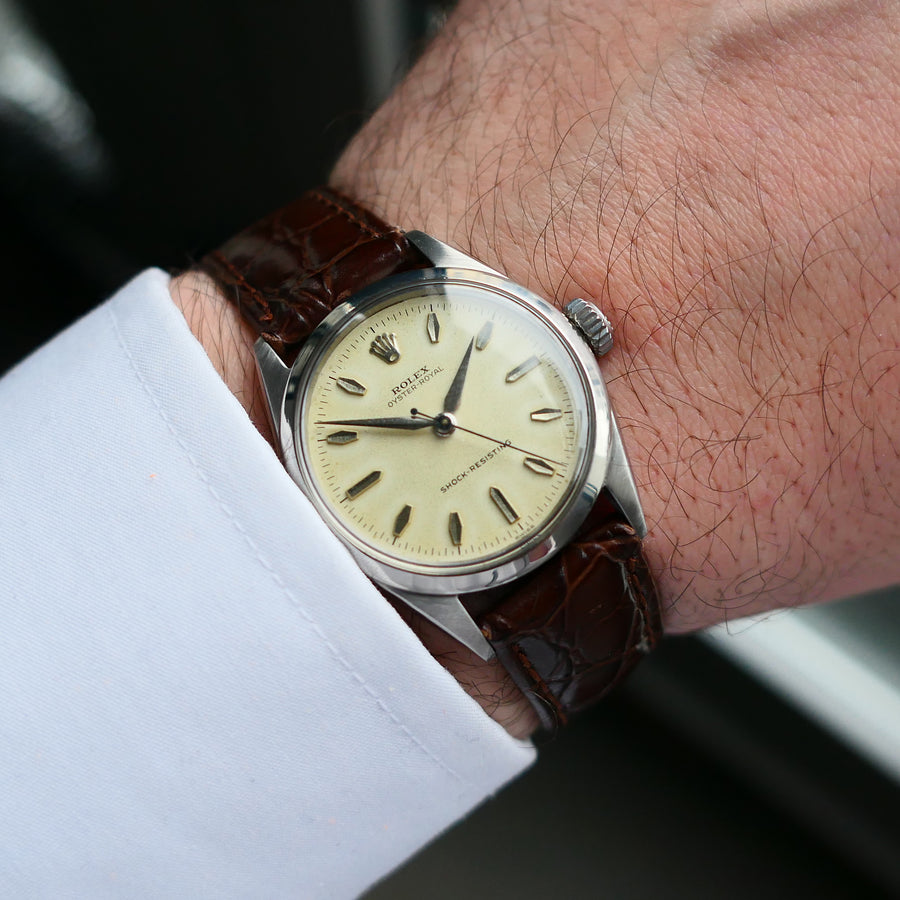 1957 Rolex Oyster-Royal