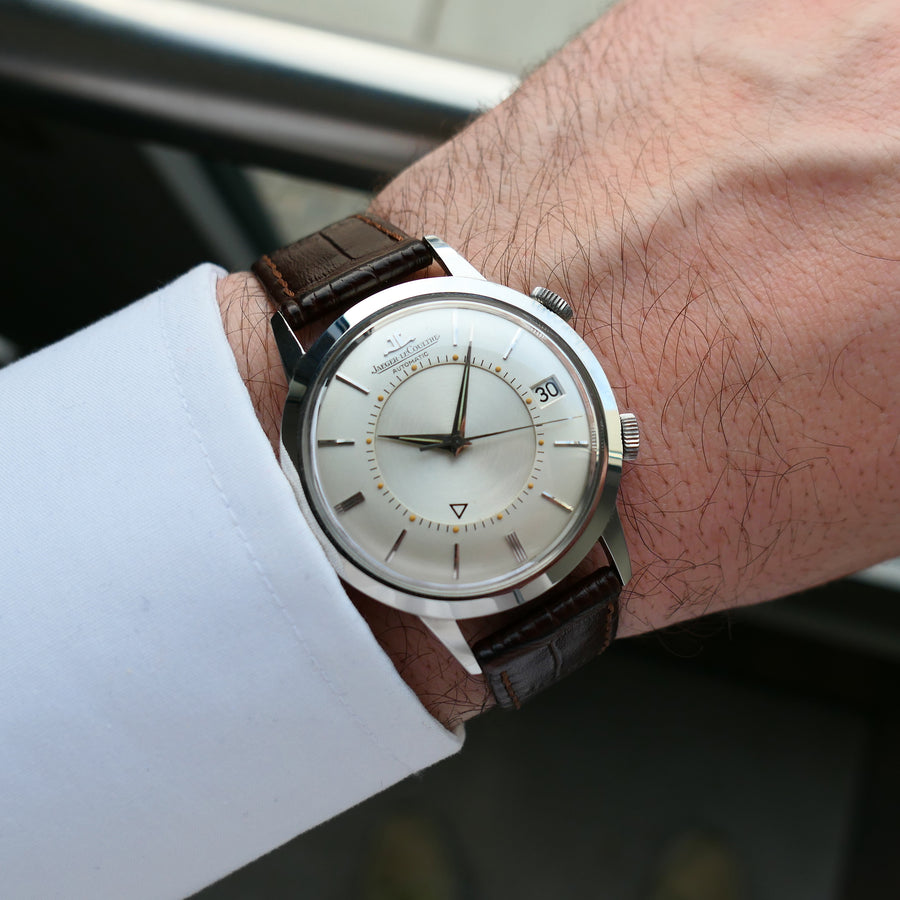 <b>ON HOLD</b> - 1965 Jaeger-LeCoultre Memovox Ref.E855 LNOS