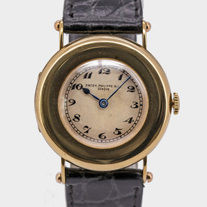 1916 Patek Philippe Officer's Watch