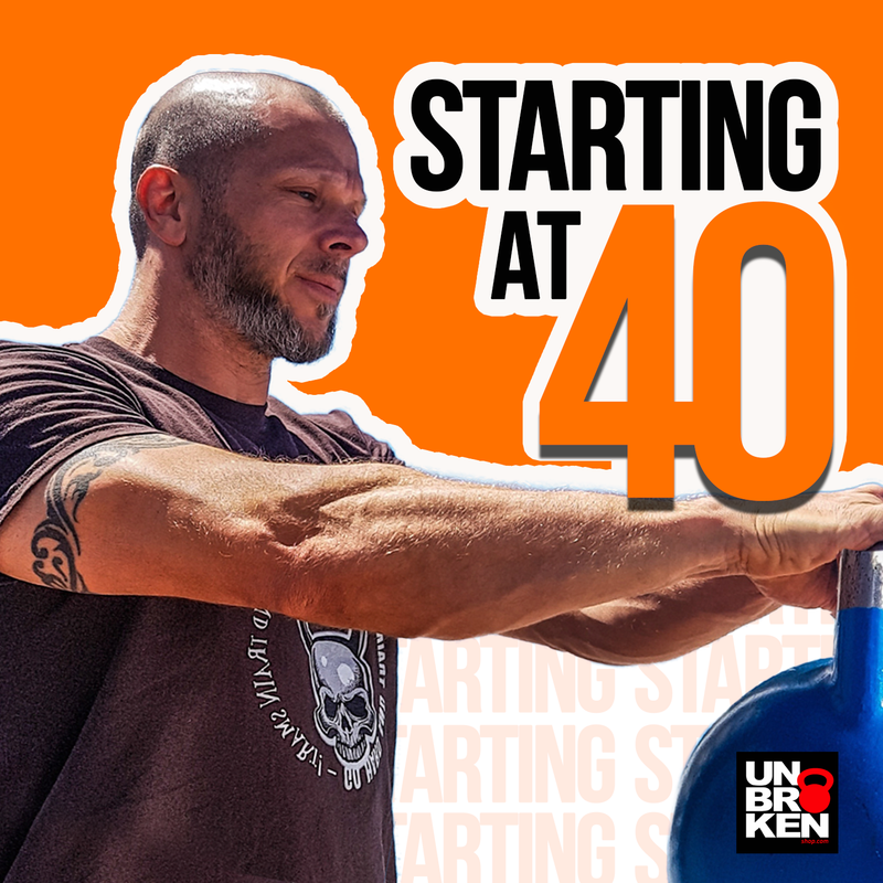 Cross training & fitness at 40