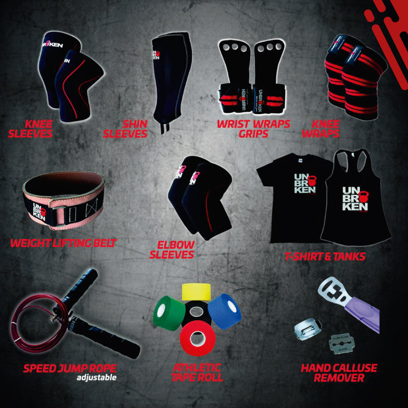 Gear for WOD beginners