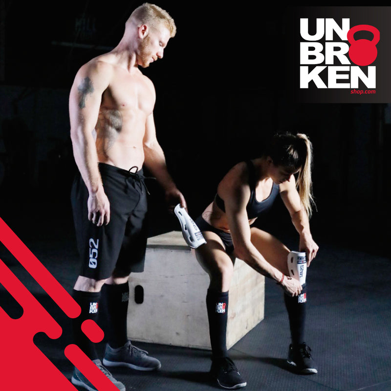 The ultimate solution to avoid shin injuries during box jump.