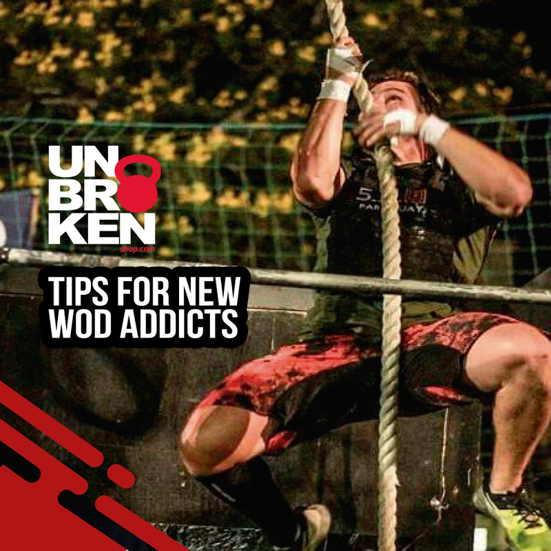 Tips for new WOD addicts
