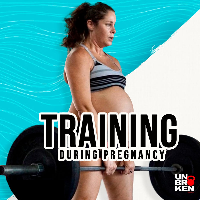 Cross training & fitness during pregnancy
