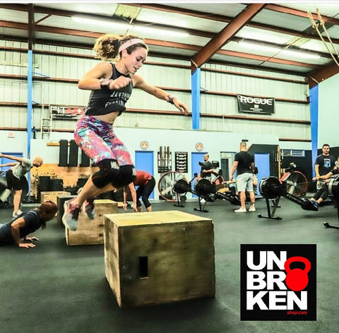Cross Training and Fitness, Unbrokenshop