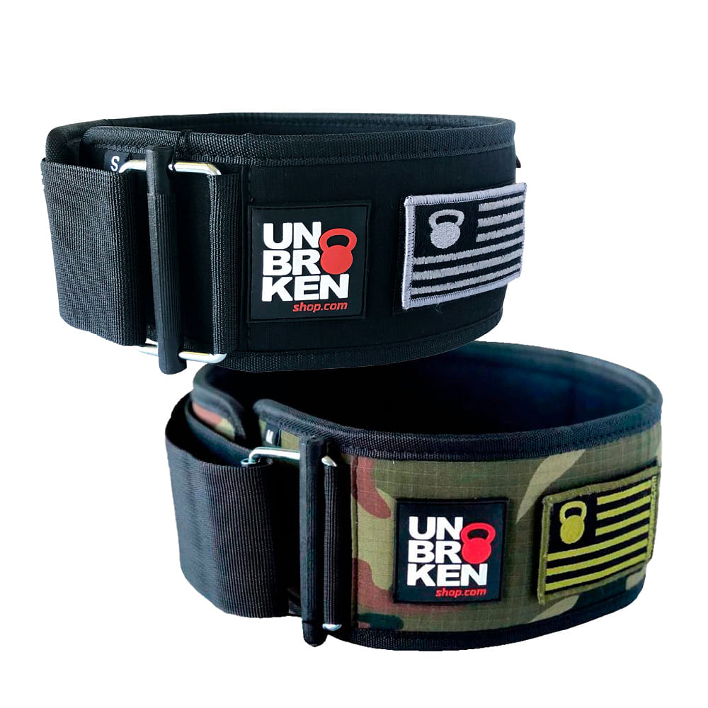 Weight Lifting Nylon Belt